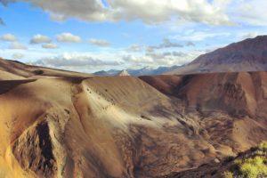 Ladakh border and LAC