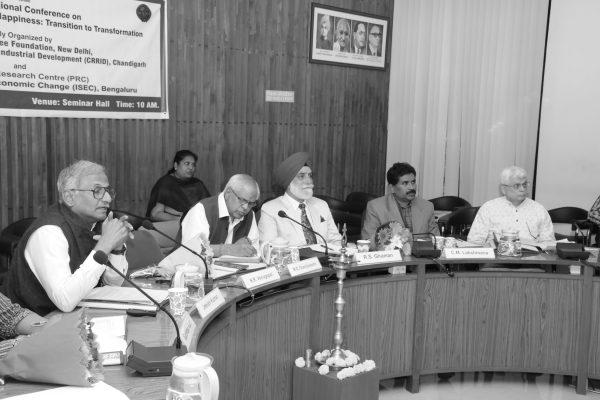 CRRID Seminar at Bengaluru